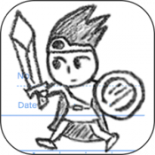 Androidアプリ「勇者ああああ」のアイコン