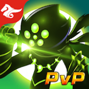 Androidアプリ「League of Stickman - Best action game(Dreamsky)」のアイコン