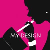 Androidアプリ「MY DESIGN - スマホでつくるオリジナルペン」のアイコン
