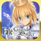 Androidアプリ「Fate/Grand Order」のアイコン