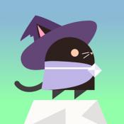 Androidアプリ「黒マギ-黒猫の魔法使いマギの冒険-ハマるアドベンチャーゲーム」のアイコン