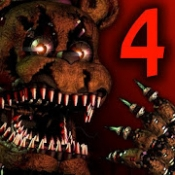 Androidアプリ「Five Nights at Freddy's 4」のアイコン