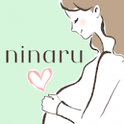 Androidアプリ「ninaru 妊娠〜出産までサポートする妊婦さん向けアプリ」のアイコン