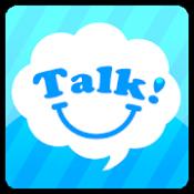 Androidアプリ「トークアプリLIFE-日本・世界とつながる無料チャットアプリ」のアイコン