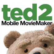 Androidアプリ「Ted 2 MovieMaker International」のアイコン