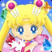 Androidアプリ「美少女戦士セーラームーン セーラームーンドロップス」のアイコン