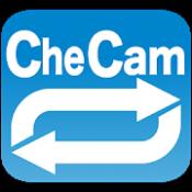 Androidアプリ「スイングチェック用ビデオカメラ ゴルフ、野球、テニスの練習に」のアイコン