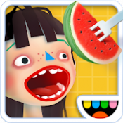 Androidアプリ「トッカ・キッチン 2 (Toca Kitchen 2)」のアイコン