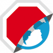 Androidアプリ「Adblock Browser Android版」のアイコン
