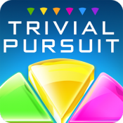 Androidアプリ「TRIVIAL PURSUIT ~みんなでクイズゲーム~」のアイコン