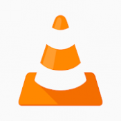 Androidアプリ「VLC for Android」のアイコン