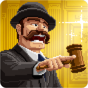 Androidアプリ「Auctioneer」のアイコン