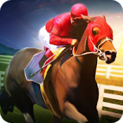 Androidアプリ「競馬 3D - Horse Racing」のアイコン