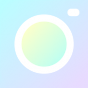 Androidアプリ「写真ふんわり Soft Photo Fluffy」のアイコン