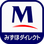 Androidアプリ「みずほ銀行 みずほダイレクトアプリ」のアイコン