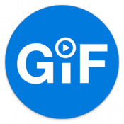 Androidアプリ「GIF Keyboard by Tenor」のアイコン