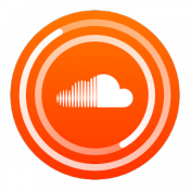 Androidアプリ「SoundCloud Pulse: for creators」のアイコン