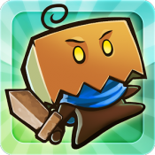 Androidアプリ「Slashy Hero」のアイコン