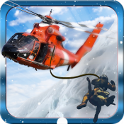 Androidアプリ「Alpine Rescue: Helicopter Sim」のアイコン