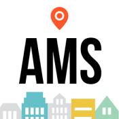 Androidアプリ「アムステルダム シティガイド(地図,アトラクション)」のアイコン