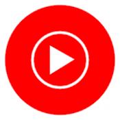 Androidアプリ「YouTube Music - 公式楽曲から最新 MV まで楽しめる音楽アプリ」のアイコン
