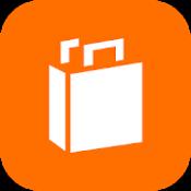 Androidアプリ「フリマjp-出品手数料無料!中古ブランド品・アウトレット通販ショッピング,フリマアプリ」のアイコン
