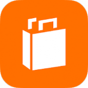 Androidアプリ「善意のフリマjp-かんたん出品・安心購入の「フリマアプリ」」のアイコン