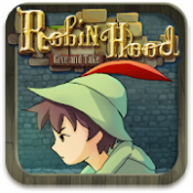 Androidアプリ「Robin Hood: Give and Take」のアイコン