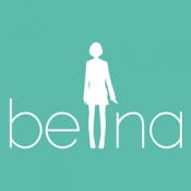 Androidアプリ「bena - ハンズフリー自撮りカメラ」のアイコン