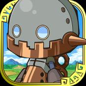 Androidアプリ「ファンタジーラボ -箱庭育成バトルRPG-」のアイコン