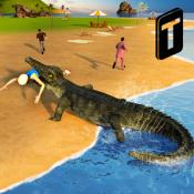 Androidアプリ「Crocodile Attack 2016」のアイコン