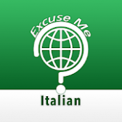 Androidアプリ「Excuse me Italian」のアイコン