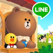 Androidアプリ「LINE ブラウンファーム」のアイコン