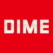 Androidアプリ「DIME」のアイコン