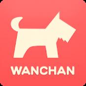 Androidアプリ「犬のニュースや飼い方の情報をまとめ読み -わんちゃんホンポ-」のアイコン