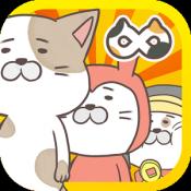 Androidアプリ「ねこ人 〜ちょっと不思議なねこ人さんに癒されよう!〜」のアイコン