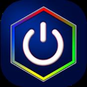 Androidアプリ「ユニバーサルテレビリモコン」のアイコン