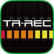 Androidアプリ「TR-REC GAME」のアイコン