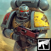 Androidアプリ「Warhammer 40,000: Space Wolf」のアイコン