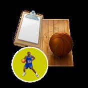 Androidアプリ「戦術的なボード - バスケットボール」のアイコン
