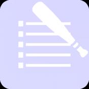 Androidアプリ「BBマイスコア 野球データ集計・解析 Free」のアイコン