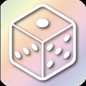 Androidアプリ「3Dダイス」のアイコン