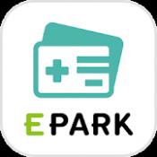 Androidアプリ「EPARKデジタル診察券-病院・歯医者・薬局の受付や検索、予約や治療履歴の管理」のアイコン