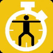 Androidアプリ「Tabata Timer - タバタタイマー 無料」のアイコン