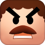 Androidアプリ「Beat the Boss 4: Stress-Relief Game. Kick the Jerk」のアイコン
