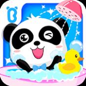Androidアプリ「たのしいおふろ - BabyBus 子ども・幼児教育アプリ」のアイコン