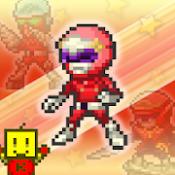 Androidアプリ「発進!!ヒーロー基地」のアイコン