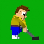 Androidアプリ「Tappy Golf」のアイコン