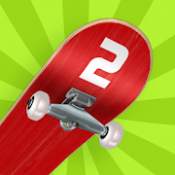 Androidアプリ「Touchgrind Skate 2」のアイコン