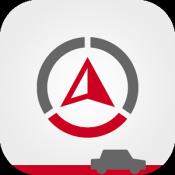 Androidアプリ「保険会社のカーナビ|ナビアプリはポータブルスマイリングロード」のアイコン